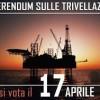 Domenica 17 aprile: Referendum Trivelle