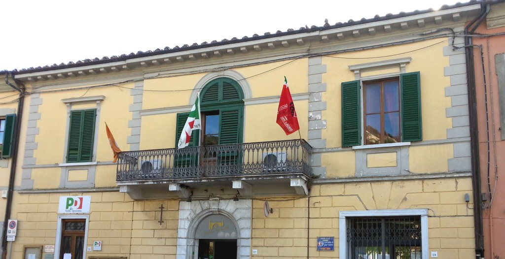 Sede Unione Comunale PD San Giuliano Terme