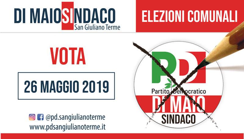San Giuliano Terme - Elezioni Comunali 2019